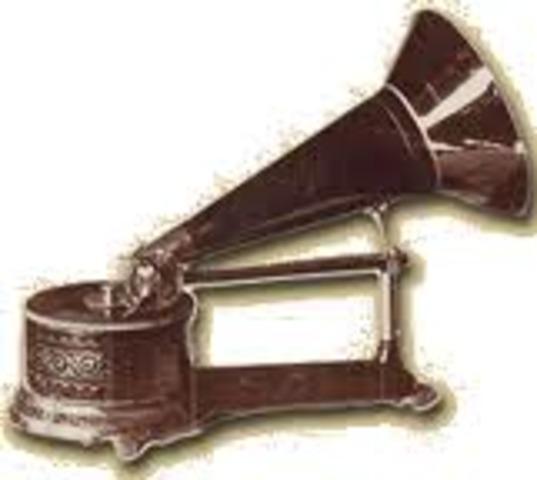 Emil Berliner inveted the gramophone