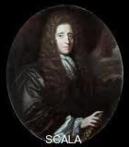 Locke meets Isaac Newton