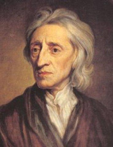 John Locke's Birth