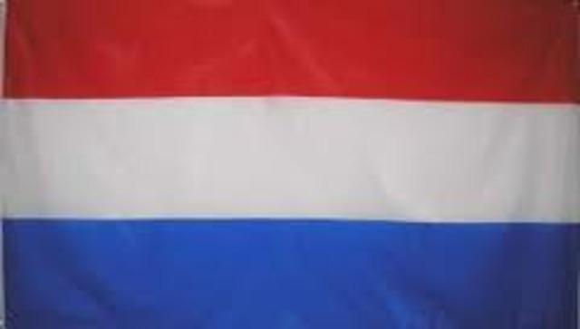 Locke escapes to Holland