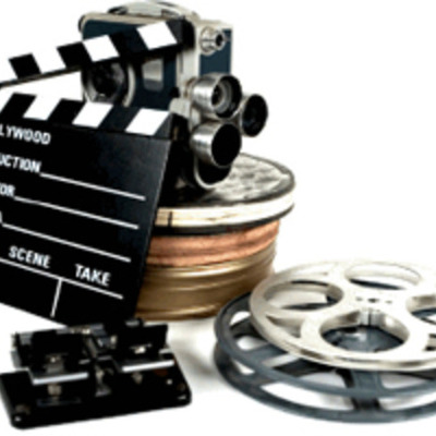 Evolución del cine timeline
