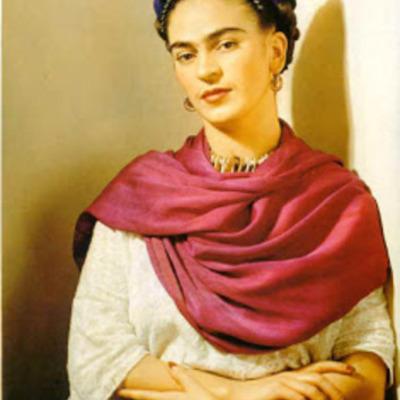 Life of Frida Kahlo timeline
