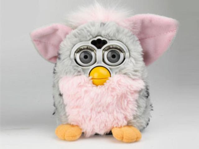 Llegó el Furby