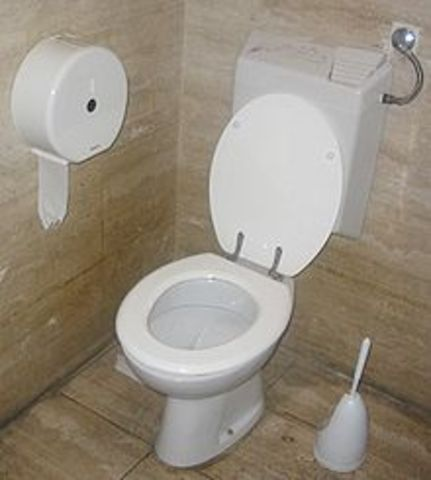 Invention of the Modern Toilet