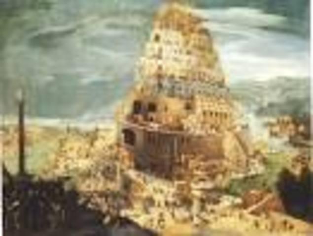The Tower of Babel:Genesis 11