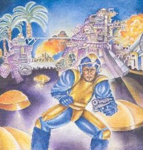 Megaman - Choice of Level Order + Idle Animations