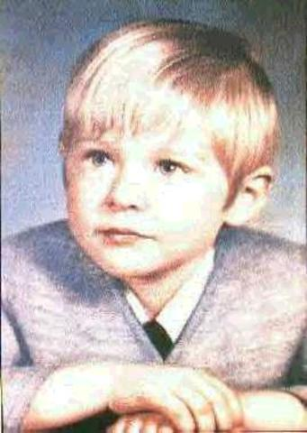 Kurt Cobain, hiperactivo