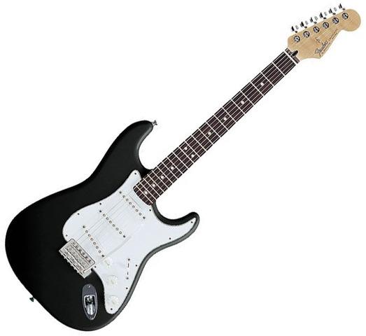 La primera guitarra de Cobain