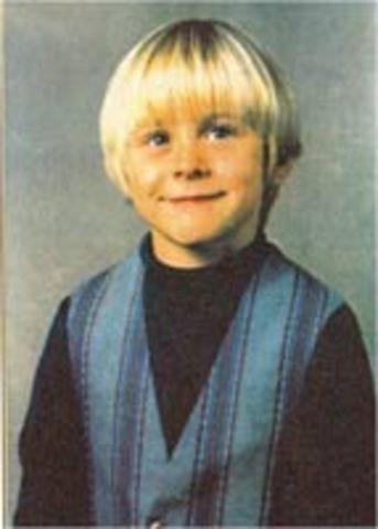 Divorcio de los padres de Cobain