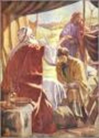 Jacob:Genesis 25-35