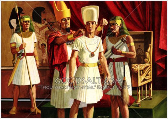 Joseph: Genesis 37-50