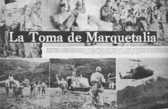 Ataque a Marquetalia