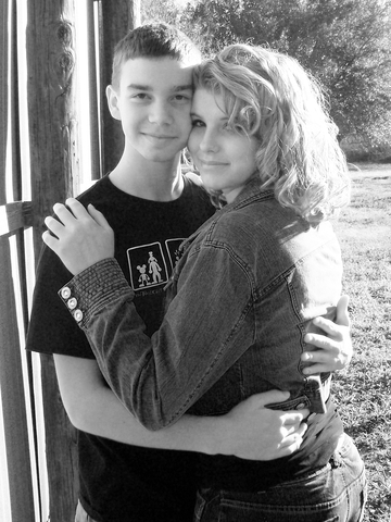 My first high school boyfriend