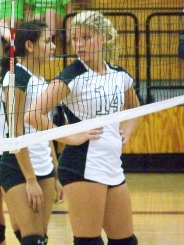 Made varsity Volleyball