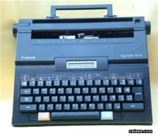 IBM ELECTROMATIC (MAQUINA DE ESCRIBIR ELECTRICA)