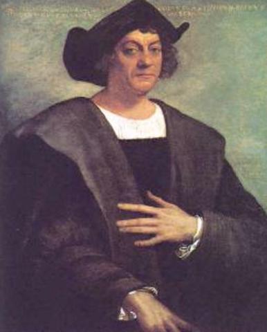 Columbus's influence