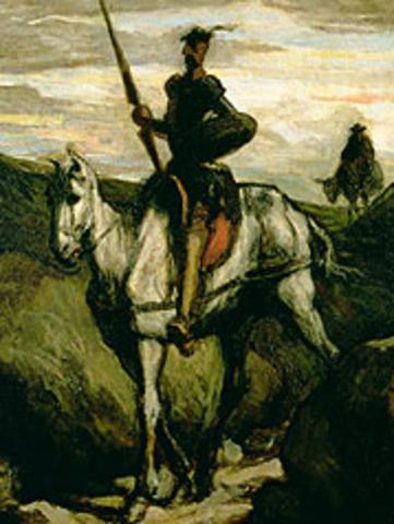 Cervantes' influence