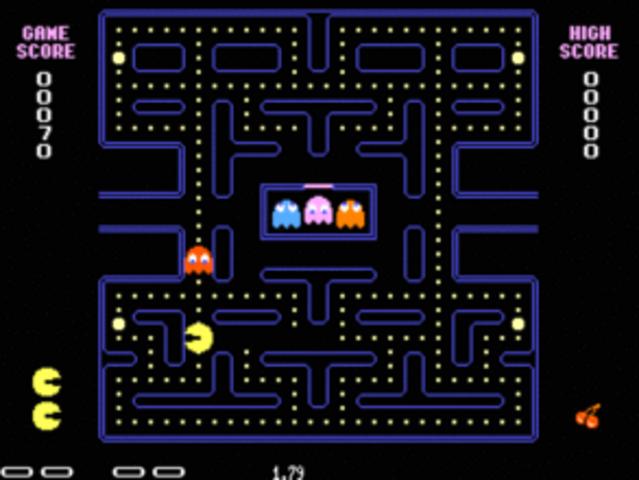 Pac-Man - Power-Ups