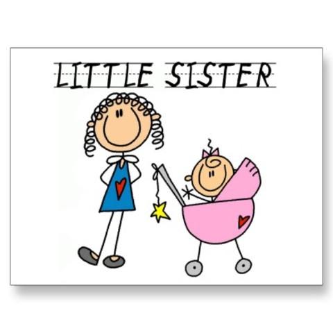 Mi hermana está naciendo