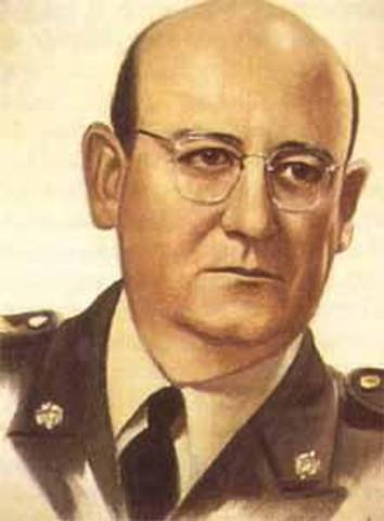 Junta militar: Ordoñez Castillo, Luis Ernesto