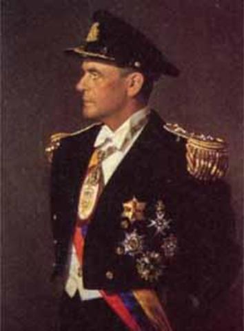 Junta militar: Piedrahita Arango, Rubén