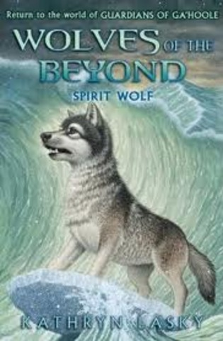Wolves Of The Beyond Spirit wolf