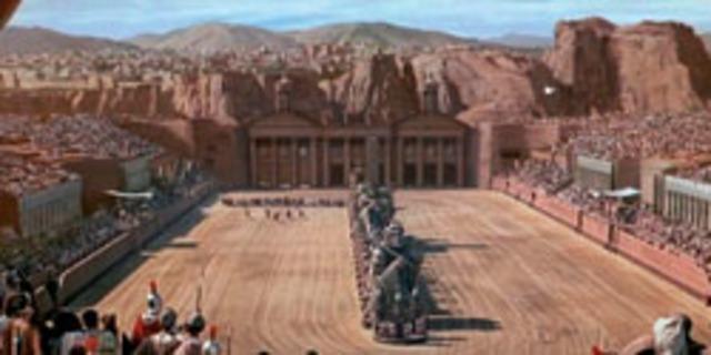 Circus Maximus Built