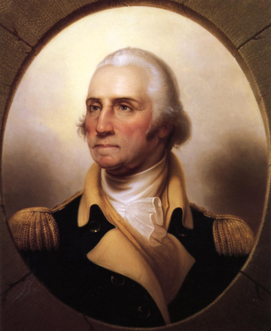 George Washington became the Commander of ALL Virginia Troops!