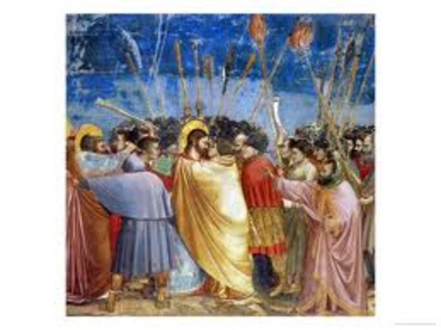 Giotto, Frescoes from the Arena Chapel (Padua)