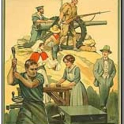 Recruitment and Conscription timeline