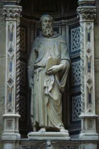 Donatello, St. Mark, Orsanmichele