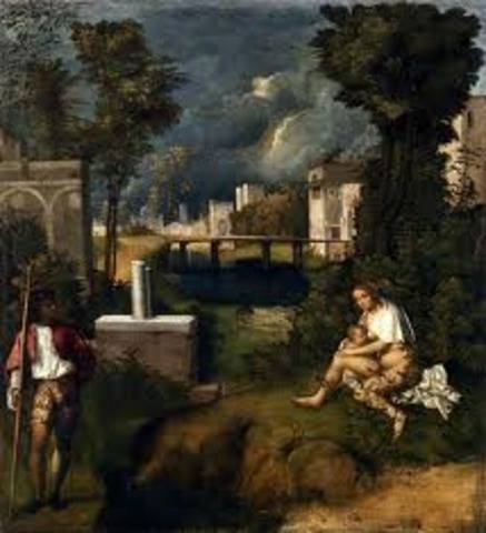 Giorgione, The Tempest
