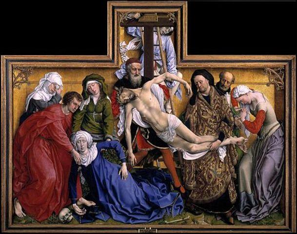 Rogier van der Weyden, Descent from the Cross