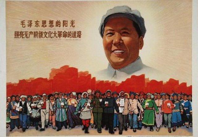 Begining of Cultural Revolution