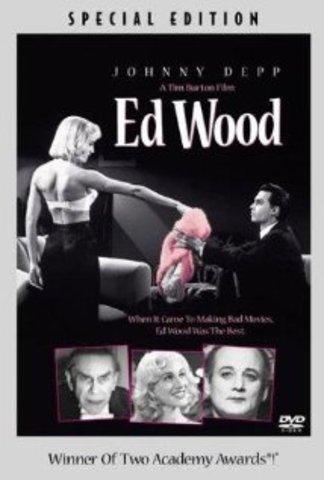 Filming Ed Wood