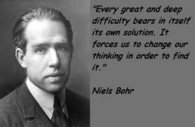 Neil Bohr's Atomic Theory