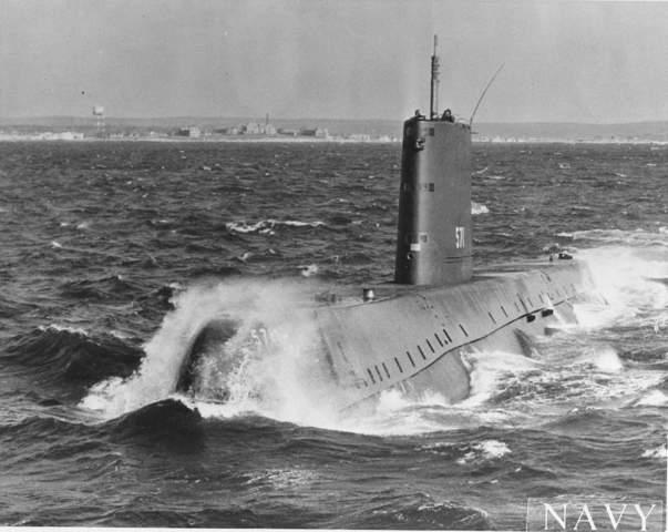 The USS Nautilus SSN 571