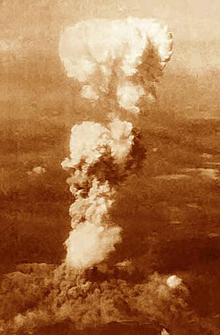 U.S.A Drops Atomic Bomb On Japan
