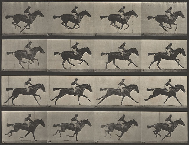 eadweard and the first video