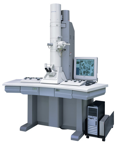 Siemens produced the first commercial transmission electron microscope