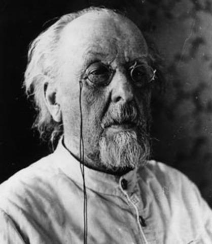 Konstantin E. Tsiolkovsky