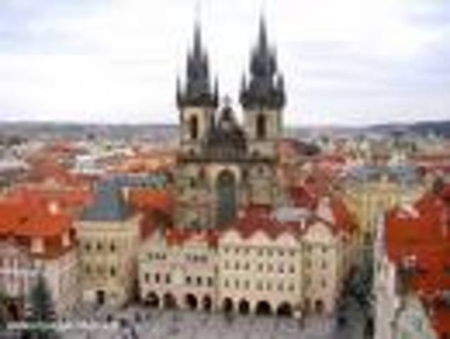 Opera Performances in Prague
