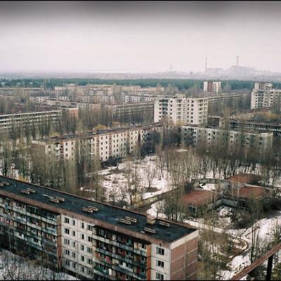 El desastre de Chernobyl timeline