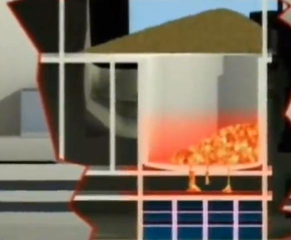 Segunda explosión