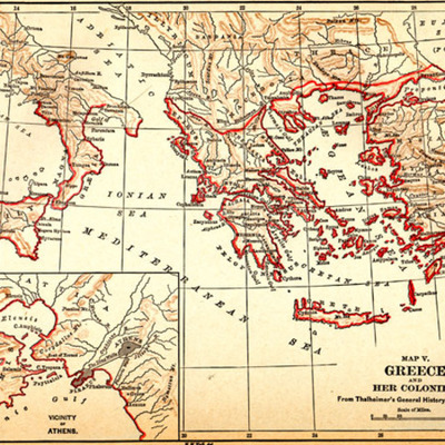 Key Event of Ancient Greece timeline