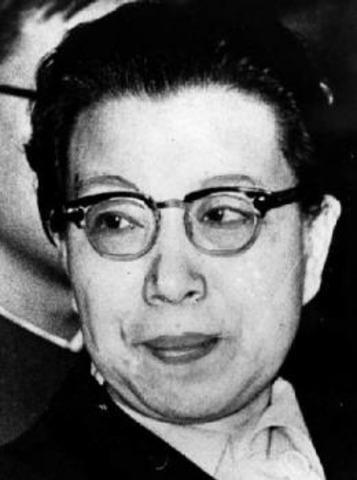 Jiang Qing's Death