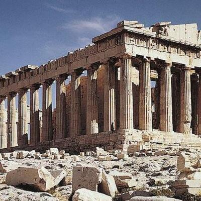 Key Events of Ancient Greece timeline