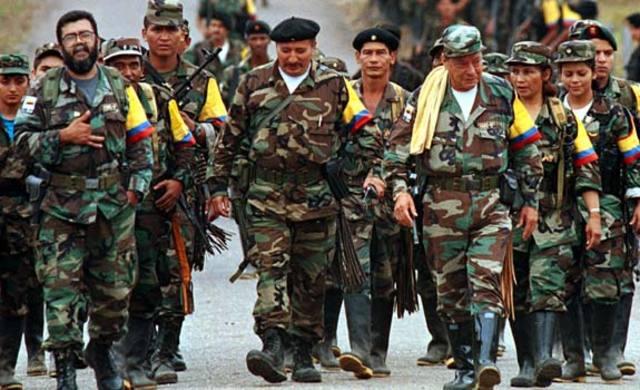 SE FUNDAN LAS FARC