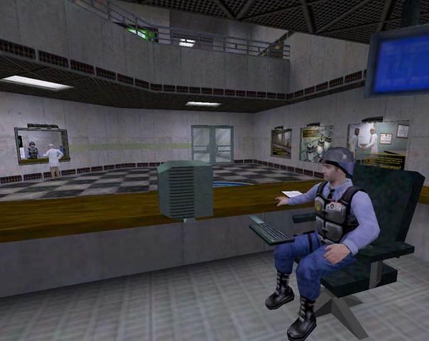 Half-life - Story Driven FPS