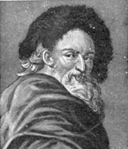 Democritus's Atomic Model